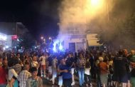 «Κάηκε» το Σουφλί στην υποδοχή των πρωταθλητών Ελλάδας! (video & photos)
