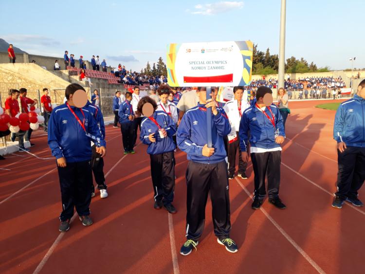 Διακρίσεις του Ειδικού Επαγγελματικού Γυμνασίου-Λυκείου Ξάνθης στα Special Olympics!