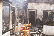 Έκκληση για βοήθεια: Πυρκαγιά άφησε χωρίς σπίτι οικογένεια στις Σάπες
