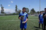 Στην Εθνική Κ14 ο Αλέξανδρος Τσομπανίδης του ΠΑΟΚ Κομοτηνής!