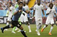 Νίκησε Σαουδική Αραβία και πέρασε στους «16» η Ουρουγουάη!