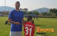 Έφτασε τις 200 συμμετοχές στην Super League ο Χρήστος Λισγάρας! Το τριψήφιο με Ξάνθη και το σερί απο το 2011