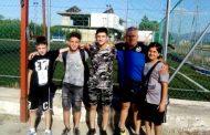 Τετραπλή παρουσία του Ηρακλή Ζυγού στο 1ο Goalkeepers Gloves Greece Camp!
