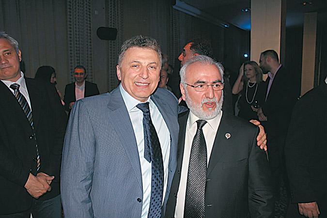 Μπόρις Μουζενίδης:
