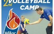 Ξεκινάει την Τρίτη 3 Ιουλίου το 2ο Αthlos Volleyball Camp