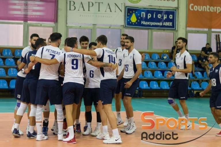 Ξεκίνησε η προπώληση εισιτηρίων για τους αγώνες της Εθνικής ανδρών στην Αλεξανδρούπολη