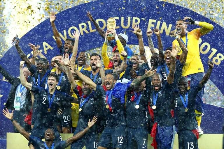 Στην κορυφή του κόσμου μετά απο 20 χρόνια η Γαλλία! Τελικός με 6 γκολ μετά απο 52 χρόνια!!!