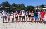 Πρωτιά στην Κεραμωτή οι Ζυγερίδου – Κοσμίδου για το Juniors regional 2018 κορασίδων!