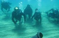 Scuba diving με το watersports ΚΟΥΠΙ στην παραλία Καγκέλες στην Μαρώνεια!