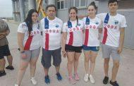 Επιτυχίες και ατομικά ρεκόρ για τους αθλητές του Ο.Φ.Θ.Α στην Θεσσαλονίκη!