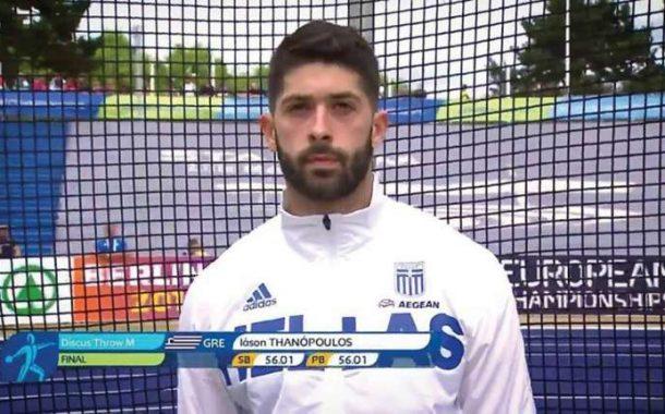 Χρυσός Πανελληνιονίκης για δεύτερη σερί χρονιά ο Ιάσονας Θανόπουλος!(+video)