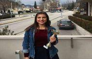 Υποψήφια Νέα Αθλήτρια της χρονιάς: Μπαχάρ Καρά Σαλή Αχμέτ