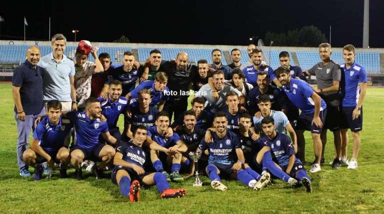 Ο ΑΟΚ  την πρώτη κούπα της σαιζόν με νίκη επί του Κεραυνού Πέρνης στο Super Cup της ΕΠΣ Καβάλας!