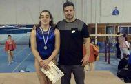 Υποψήφια αθλήτρια της χρονιάς: Ευαγγελία Δημούδη