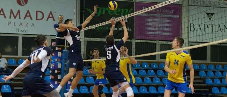 Η Εθνική 3Χ3 την Ουκρανία με 3-1 σετ