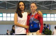 Υποψήφια Νέα Αθλήτρια της χρονιάς: Ελισάβετ Κορωνίδου