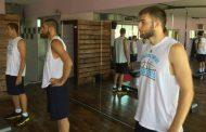 Με όνειρα και φιλοδοξίες η πρώτη του Μανάκα στο  Ναύπλιο