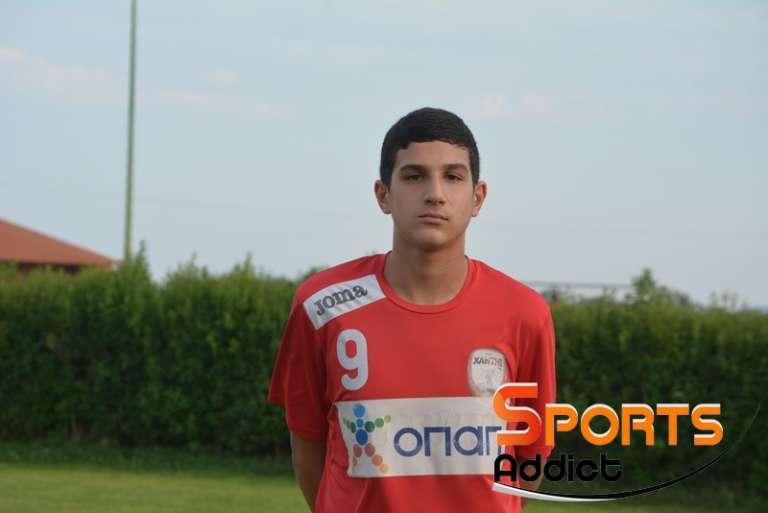 Στις κλήσεις της Εθνικής Κ16 της Αρμενίας ο Άρμαν Μαρκοσιάν!