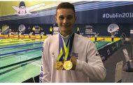 Υποψήφιος Αθλητής της χρονιάς: Δημοσθένης Μιχαλεντζάκης