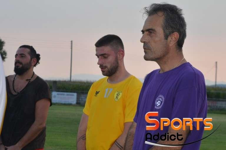 Έκανε την ανατροπή με Διομήδεια και...έλυσε την συνεργασία του με τον Άτλα Σελίνου ο Γιώργος Γρηγοριάδης!