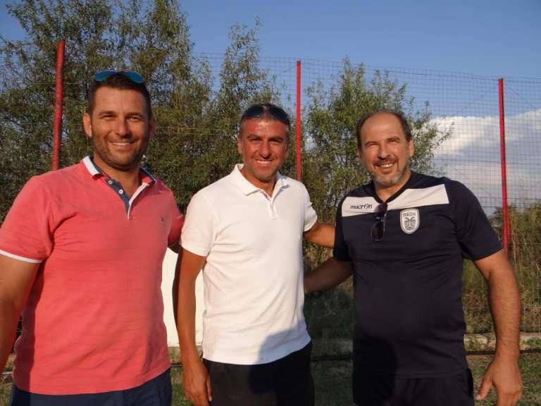 Παρουσία υψηλού προσκεκλημένου το φιλικό του Μίσχου με τον ΠΑΟΚ Κομοτηνής! Στο γήπεδο ο πρώην τεχνικός της Γαλατασαράι!!!