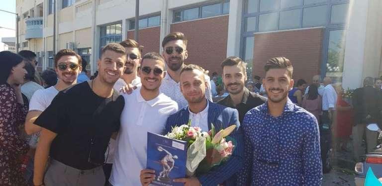 Τα συγχαρητήρια του Πανθρακικού στους απόφοιτους της