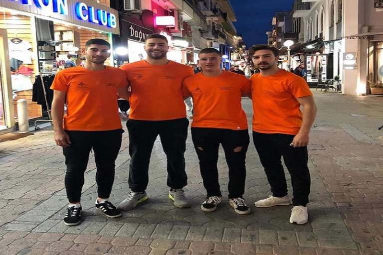 Ο Πανθρακικός ενθαρρύνει τους Κομοτηναίους να λάβουν μέρος στο φεστιβάλ Via Egnatia!