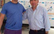 Παρών και ο Κώστας Γκατσιούδης στο Alexandroupolis Run Greece