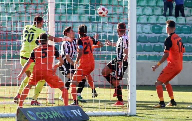 ΟΦΗ και...αέρας κράτησαν στο μηδέν την Ξάνθη στην πρεμιέρα της στο Κύπελλο Ελλάδας!