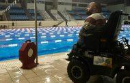 Ο Δημήτρης Καρυπίδης μιλά για την σχέση του με την αναπηρία, τα αδιάκριτα βλέμματα και την ενασχόληση του με τον αθλητισμό