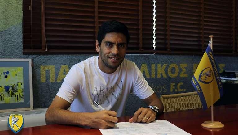 Και επίσημα παίκτης του Παναιτωλικού ο Άντριαν Λουσέρο!