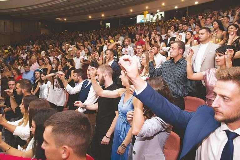 Ορκίστηκαν 103 νέοι πτυχιούχοι του ΤΕΦΑΑ Κομοτηνής! (photos)
