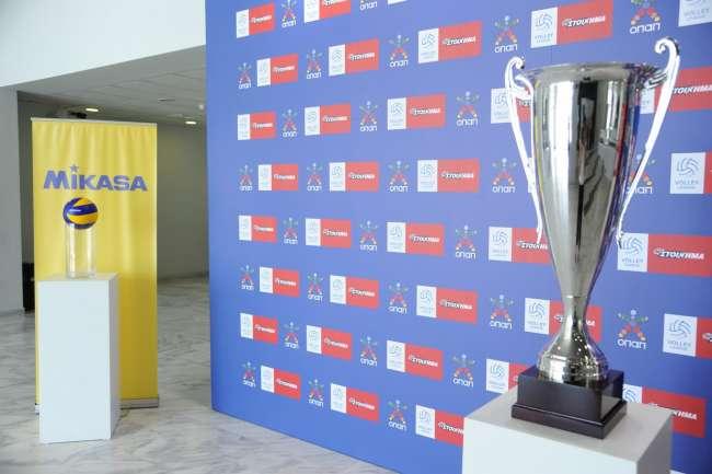 Volley League: Οι αντίπαλοι Εθνικού και Α.Ε. Κομοτηνής στην πρεμιέρα!