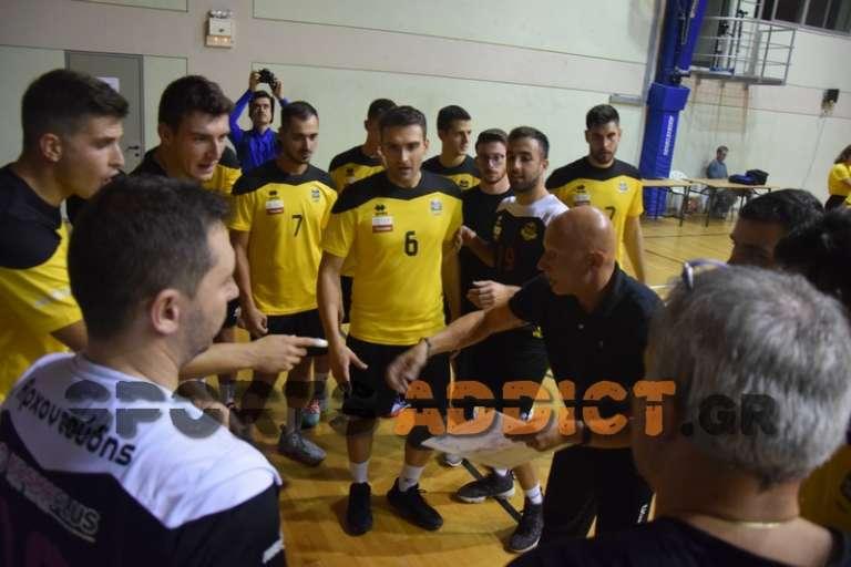 Έφτασε η ώρα για την ιστορική πρεμιέρα της ΑΕ Κομοτηνής στην Volley League!