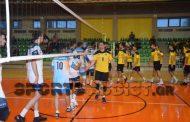 Εθνικός - Κομοτηνή για τελευταία φορά πριν τα play out! Πρόγραμμα & διαιτητές στην Volley League