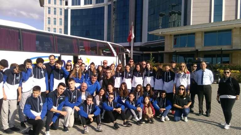 Σε Αδριανούπολη και Λουλέμπουργκαζ για φιλικά Παίδες και Κορασίδες της Ασπίδας Ξάνθης!(+pis)
