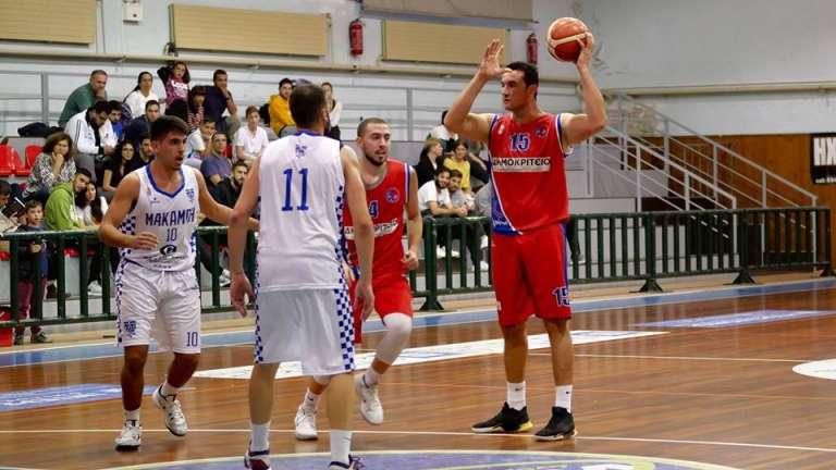 Επιστροφή στην δράση  με παιχνίδια κόντρα σε ομάδες της Θεσσαλονίκης για τους Θρακιώτες της Γ' Εθνικής! Οι διαιτητές και το πρόγραμμα