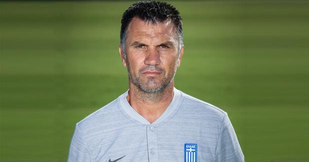 Παραμένει στο τιμόνι της Εθνικής Νέων ο Νίκος Κεχαγιάς!