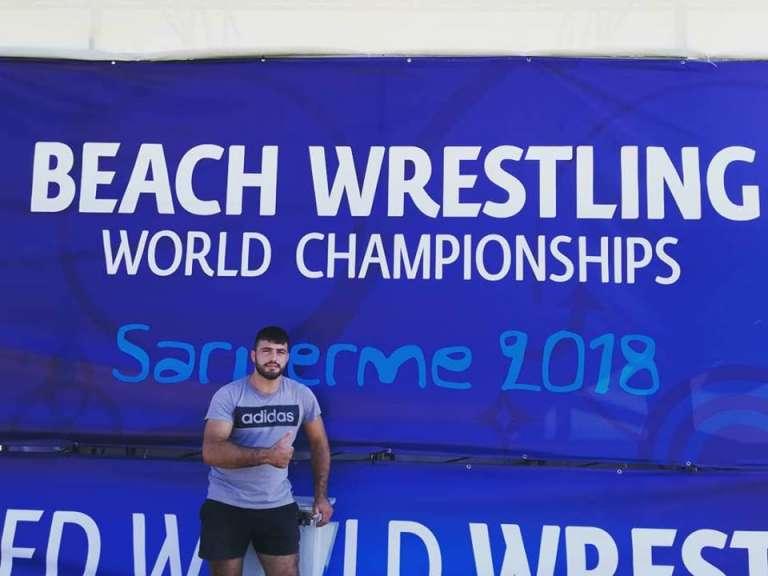 Τέταρτος στον κόσμο στην Πάλη στην Άμμο ο Ιμπίς Νιαζί! Σάρωσε τα μετάλλια η Ελλάδα