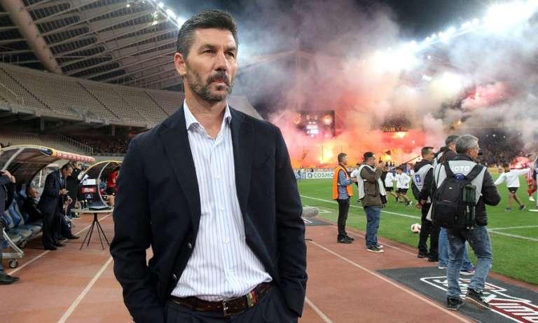 Ουζουνίδης: «Μάνταλος, Κολοβός και Ιμπαγάσα οι αγαπημένοι μου παίκτες»