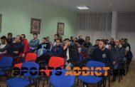 Photos: Η κλήρωση του 8ου Φιλανθρωπικού πρωταθλήματος Πολιτιστικών Συλλόγων μπάσκετ!