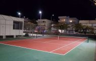 Παραδίδεται στους δημότες της Αλεξανδρούπολης το νέο γήπεδο αντισφαίρισης στο Κέντρο Νεότητας