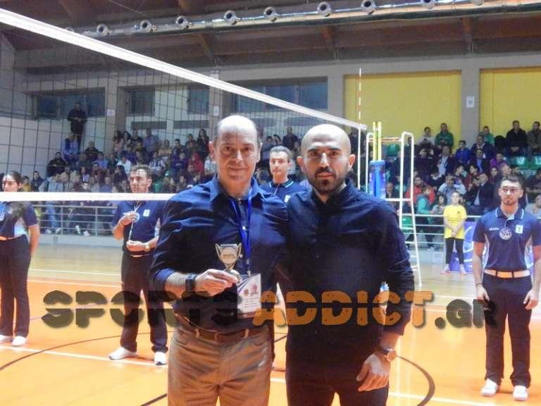 SportsAddict Awards: Καλύτερη ομάδα της Θράκης για την αγωνιστική περίοδο 2017-18 η Α.Ε.Κομοτηνής!