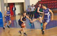 Η βαθμολογία στο φινάλε του πρώτου γύρου στο πρωτάθλημα Νεανίδων της ΕΚΑΣΑΜΘ