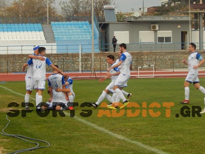 Νίκη «ανάσα» για Εθνικό στην προσπάθεια για παραμονή, 1-0 την ΑΕ Καλαμπακίου (photos)