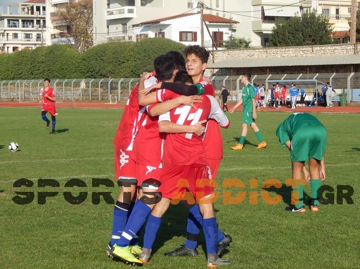 Η 18άδα των Νέων της ΕΠΣ Έβρου για το ματς «τελικό» με την Ξάνθη