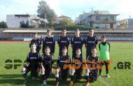 Η αποστολή των παίδων της ΕΠΣ Θράκης για τον αγώνα με την ΕΠΣ Ξάνθης!