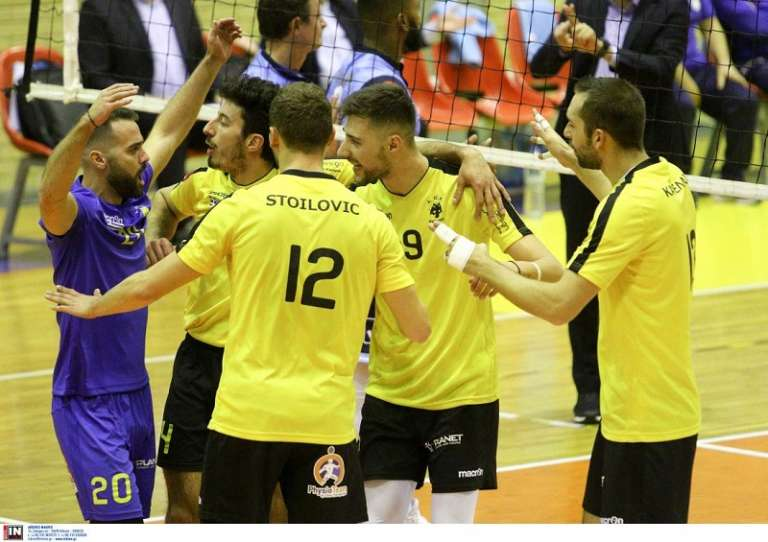 Volley League: Στη Dream Team της 8ης αγωνιστικής ο Δημήτρης Γκαράς!