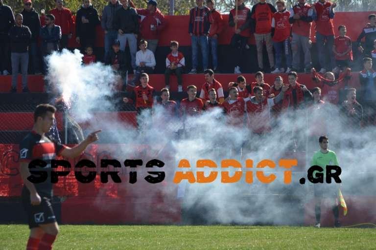 Photos: 45κλικ απο την ιστορική επιστροφή του Κένταυρου και του ματς με ΑΕΚ Κυψέλης
