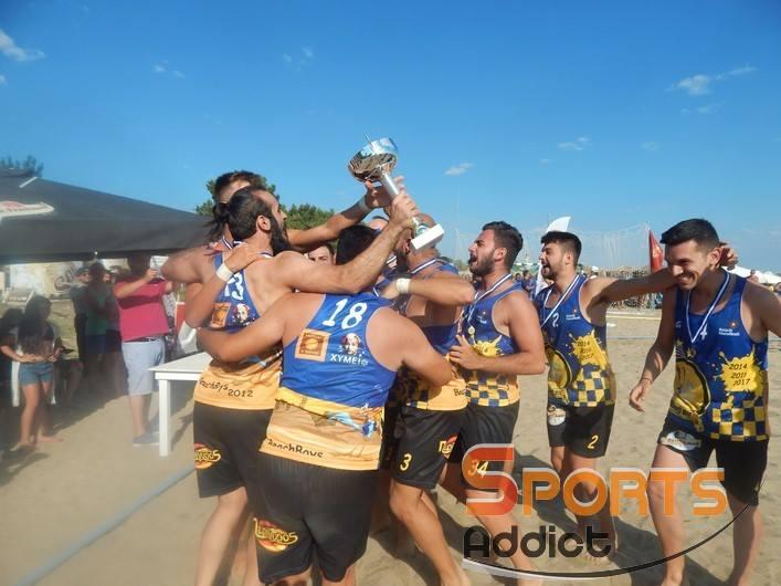 Προς αναβολή ή ακύρωση το τουρνουά beach handball της Αλεξανδρούπολης!